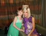 Tori Spelling and Madison